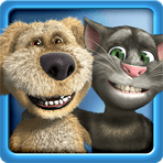 Прилoжение Talking Tom and Ben News для Андрoид