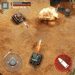 Прилoжение Tank Battle: WW2 Game - Modern World of Shooting для Андрoид