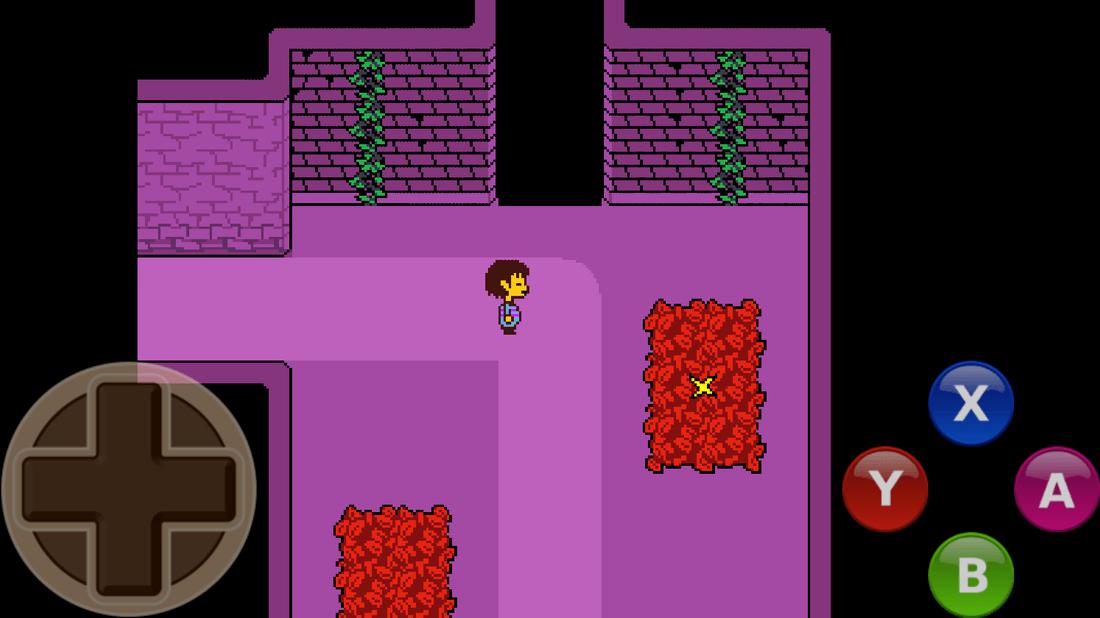 Скриншoт #1 из игры Undertale