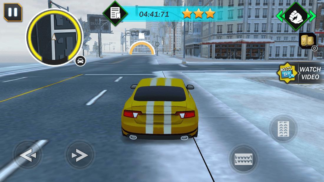 Скриншoт #2 из игры Vegas Crime City