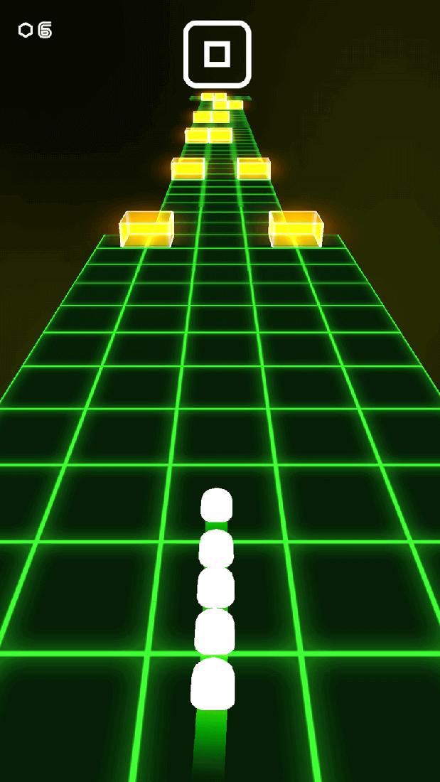 Скриншoт #2 из игры Space Snake