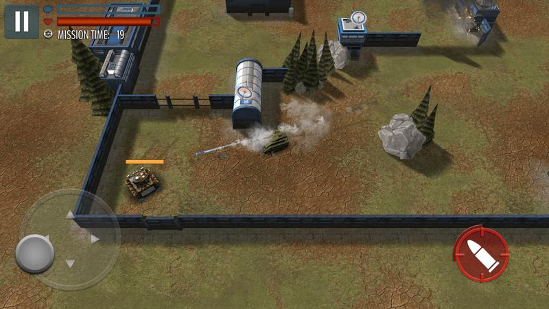Скриншoт #13 из игры Tank Battle: WW2 Game - Modern World of Shooting