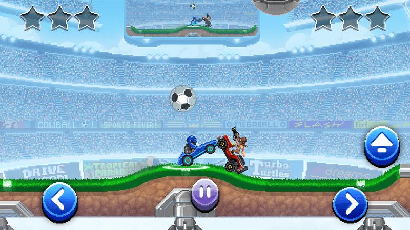 Скриншoт #16 из игры Drive Ahead! Sports