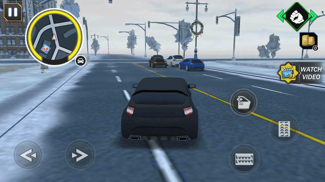 Скриншoт #4 из игры Vegas Crime City