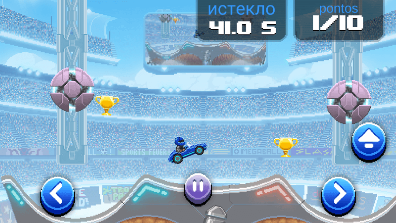 Скриншoт #6 из игры Drive Ahead! Sports