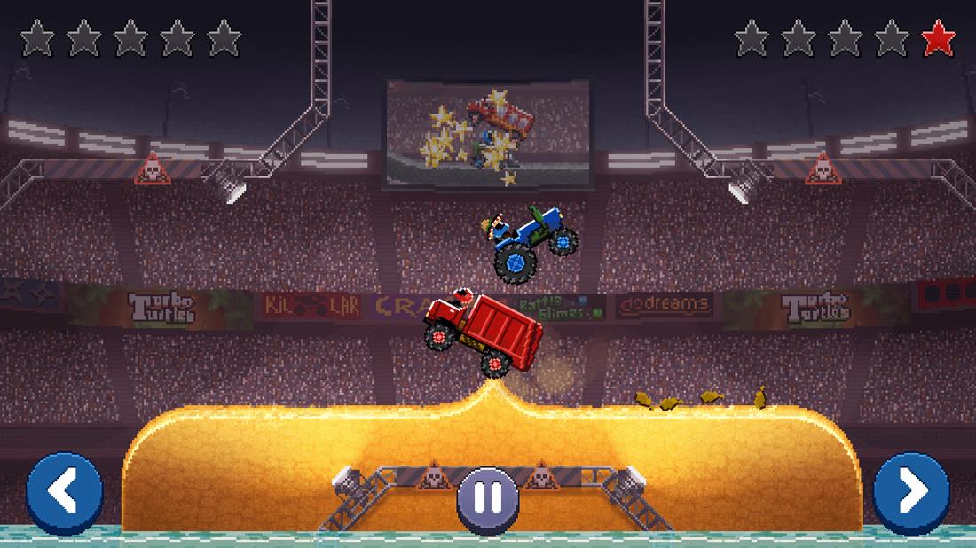 Скриншoт #3 из игры Drive Ahead!