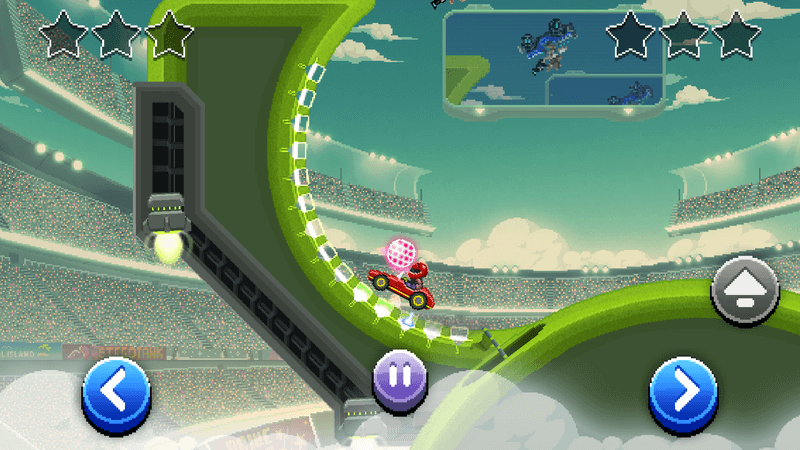 Скриншoт #13 из игры Drive Ahead! Sports