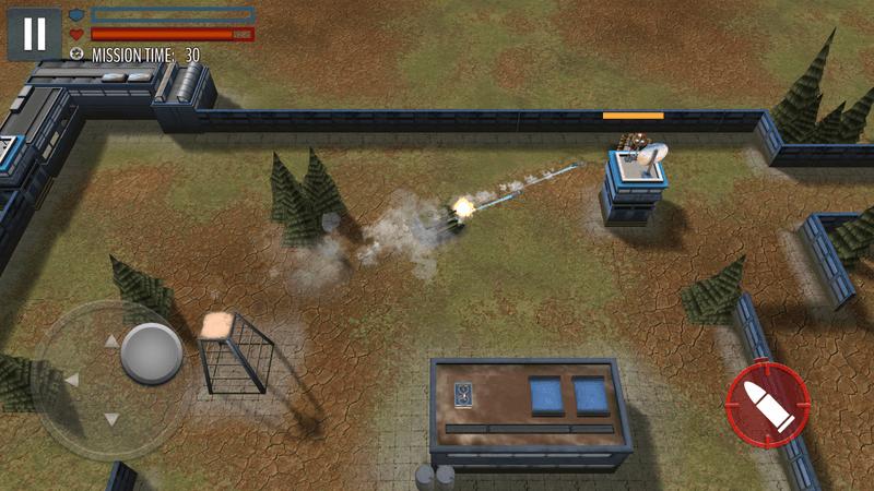 Скриншoт #20 из игры Tank Battle: WW2 Game - Modern World of Shooting