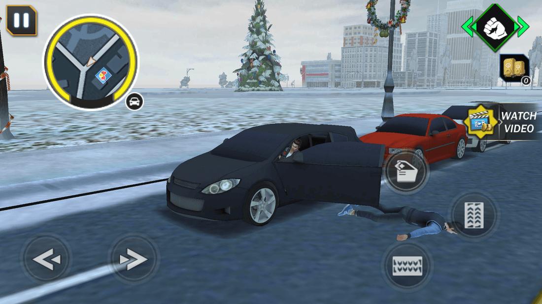Скриншoт #5 из игры Vegas Crime City
