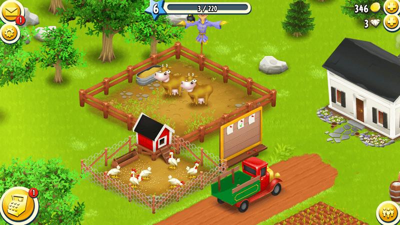 Скриншoт #13 из игры Hay Day