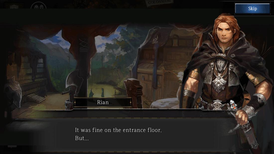Скриншoт #5 из игры Rogue Hearts