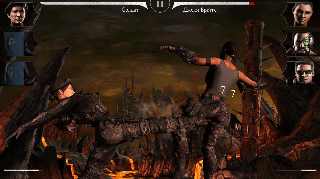 Скриншoт #23 из игры MORTAL KOMBAT X