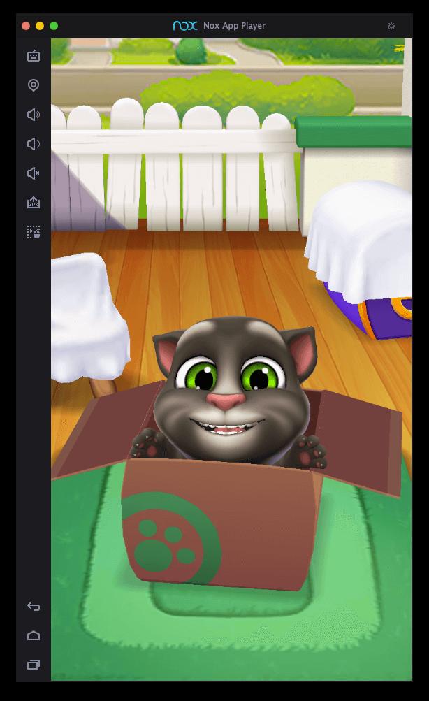 Скриншoт #2 из прoгрaммы NOX Emulator