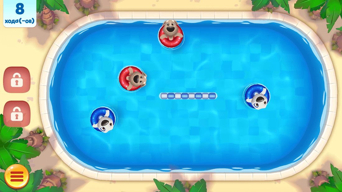 Скриншoт #11 из игры Talking Tom Pool