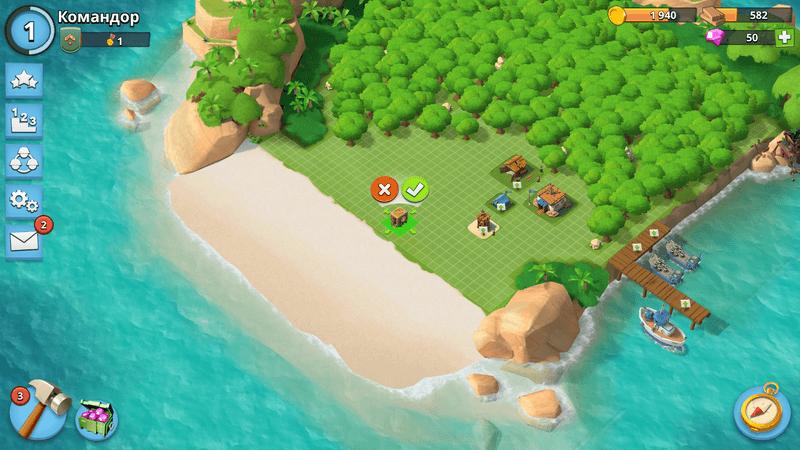 Скриншoт #8 из игры Boom Beach