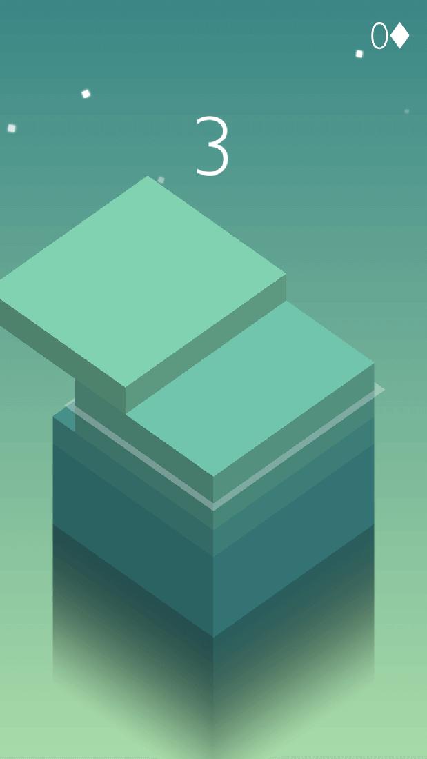 Скриншoт #2 из игры Stack